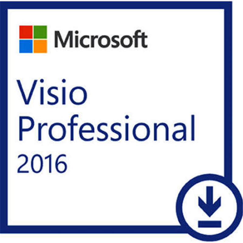 Image 4 - Microsoft Office Visio Professional 2016 For Windows Product key Download Digital Delivery 1 User