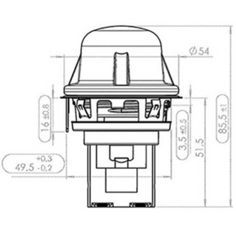 E14 держатель лампы печи для выпечки 15 Вт/25 Вт лампа для подсветки держатель лампа для духовки Кепки высокое лампа, реагирующая на температуру база E14 500 градусов