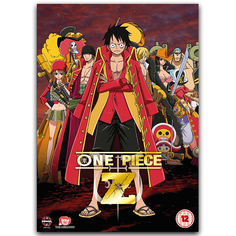 Home Decor One Piece Monkey D Luffy Poster Popular Classic Japanese Anime Home Decor Silk Poster Picture Print Wall Decor 30x45cm 60x90cm Demand Exceeding Supply Painting & Calligraphy