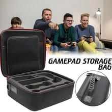 EVA Carrying Case for Nintendo Switch Large Capacity Game Console Gamepad Accessories Protective Storage Bag