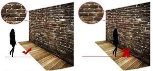 Image 5 - Capisco Christmas Tree Backdrop Fireplace Photo Background White Brick Wall Photography Backdrops Santa Claus Sock Photo Studio
