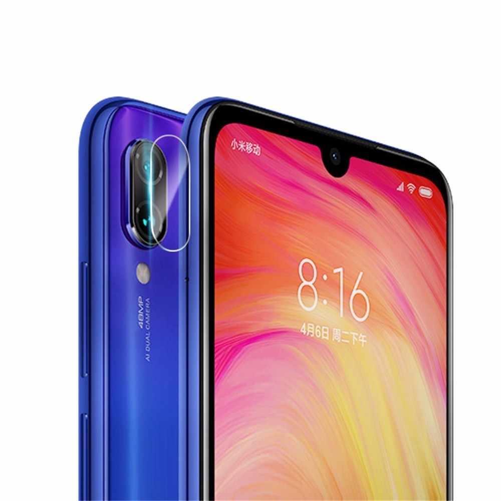 2 шт. задняя камера объектив 25D закаленное стекло для Xiaomi mi 9 8 A2 Lite mi x 3 2S Red mi Note 5 7 Pro 6 6A S2 защитная пленка