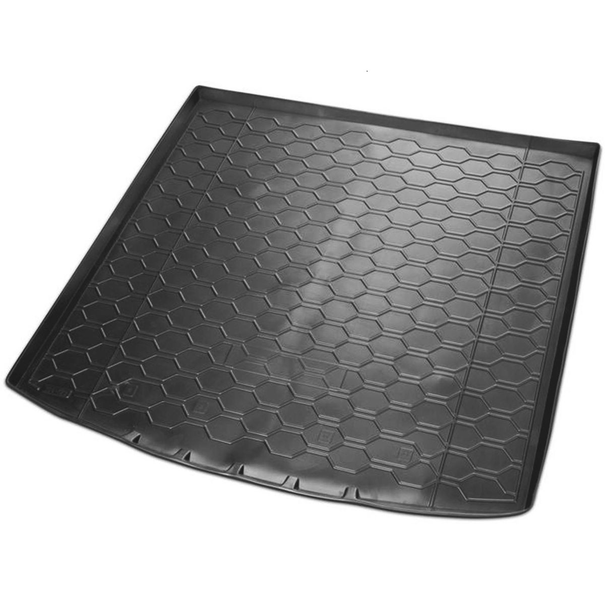 Boot Mat Rival 15102002 for Skoda Rapid sedan коврик багажника rival для skoda rapid 2013 н в полиуретан 15102002