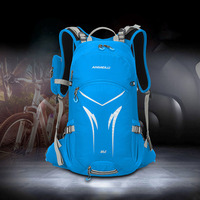 20L Nylon Outdoor Backpack Waterproof Shoulder Backpack Mountaineering Climbing Bag Pack Travel Hiking Camping Running Backpack