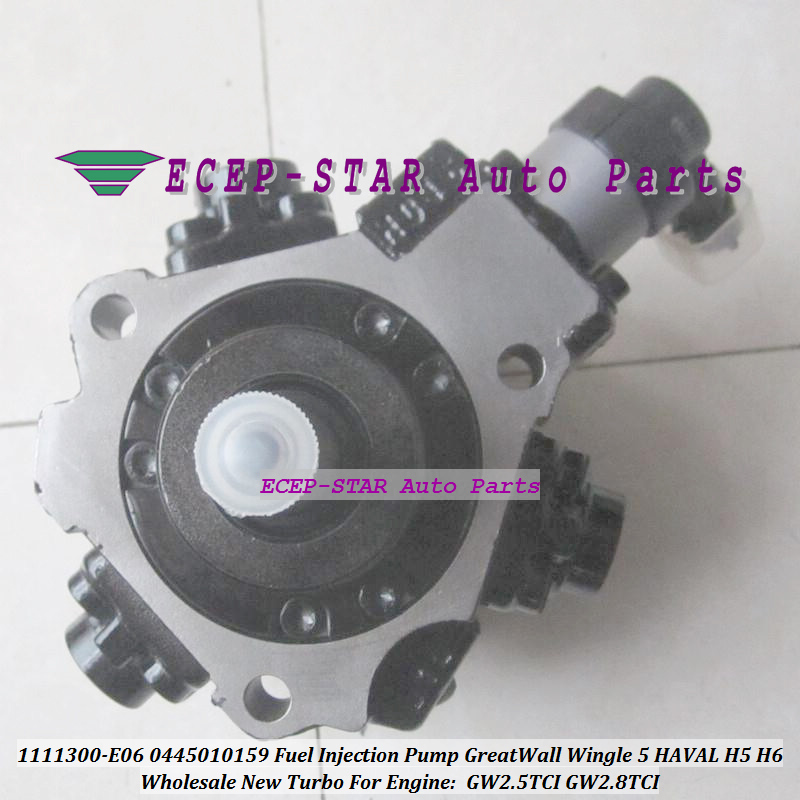 Bo*s*ch 1111300 E06 044 501 0159 0445010159 Diesel Fuel Injection Pump For Great Wall Wingle 5 HAVAL H5 H6 GW2.5TCI GW2.8TCI