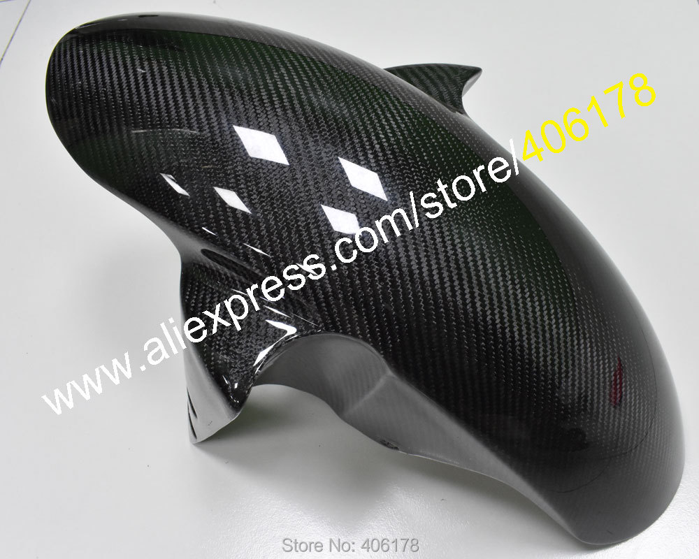 Hot Sales,Carbon Fiber Front Fender Mudguard Fairing For Yamaha YZF R1 2002 2003 2004 2005 2006 2007 2008 / R6 2005 Moto Parts