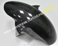 Hot Sales,Carbon Fiber Front Fender Mudguard Fairing For Yamaha YZF R1 2002 2003 2004 2005 2006 2007 2008 / R6 2005 Moto Parts