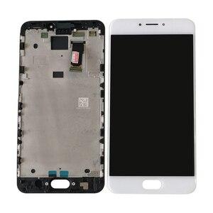 Image 3 - 5.5 Original Axisinternational สำหรับ Meizu MX6 หน้าจอ LCD + แผง Digitizer สำหรับ Meizu MX6 จอแสดงผลกรอบ