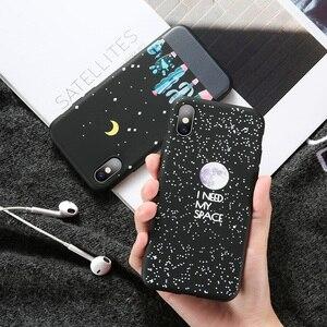 Image 4 - NORTHFIRE Starry cartoon pattern Case For Samsung S10 S10e S10 Plus Case For Samsung M10 M20 A6S A8S J4 J6 Cute Cover Capa Funda