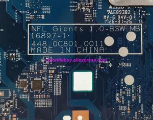 Image 4 - Oryginalne 925621 601 925621 001 16897 1 448.0C801.0011 UMA w N3710 CPU Laptop płyta główna do HP 17 17 BS serii NoteBook PC