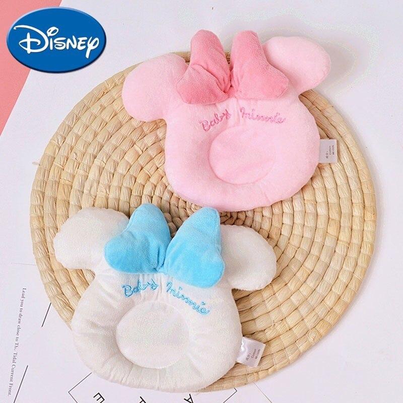 Disney Baby Pillow Infant Stereotype Pillow Soft Velvet Comfortable Multi-Function Cartoon Minnie Pooh Pillow ZT05