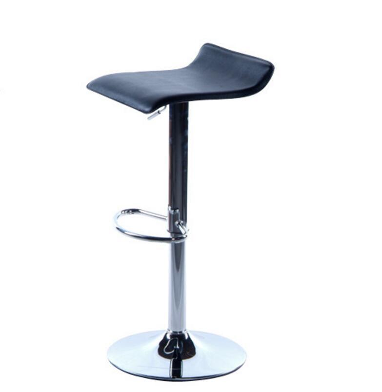 Купить с кэшбэком The wholesale price simple fashion bar chair swivel bar stools chairs height adjustable PU large load-bearing