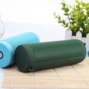 Image 5 - T2 głośnik basowy Bluetooth przenośny wodoodporny zewnętrzny bezprzewodowy głośnik Mini kolumna wsparcie karty TF FM Stereo Hi Fi pudełka