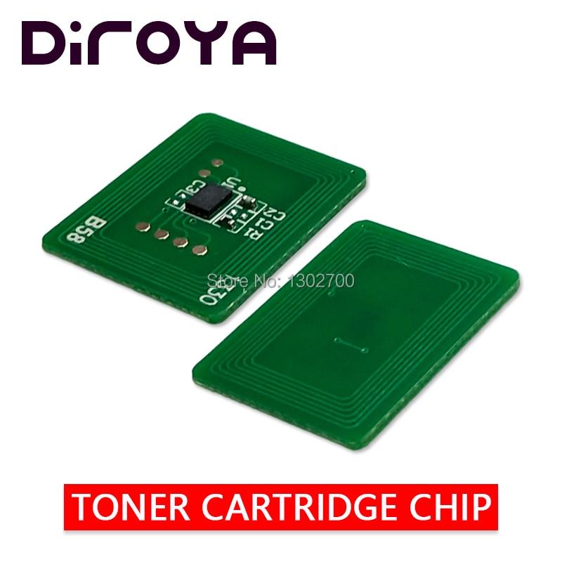 46507520 46507519 46507518 46507517 Toner Cartridge chip For OKI data C612n C612dn C612 612 612n 612dn