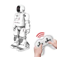 AAA Battery Dancing 3 old Robot Toy Remote White Control 2 4 Robot Intelligent x Programmable Children Years