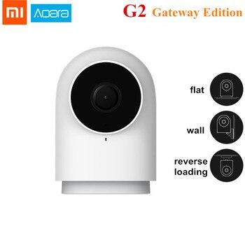 Xiaomi Aqara Smart мониторы Камера G2 1080 P интеллектуальная сеть Камеры Скрытого видеонаблюдения (шлюз Edition) для видеоняни