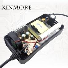 XINMORE 42 V 5A 4A 3A зарядное устройство для 36 V 5A литиевая батарея электрический велосипед Электроинструмент Cargador Pilas