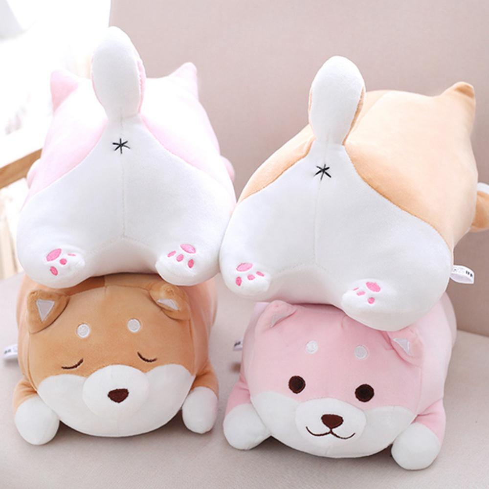 Fur Real Stuffed Animals, Bean Bag Plush Toys Dog Plush Baby Girl Pillow Cute Stuffed Animals Shiba Inu Doll Toy Gifts For Valentine S Gift Christmas Stuffed Plush Animals Aliexpress