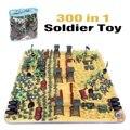 Модель песочного ящика, Игрушка Военная пластиковая Армейская, мужские фигурки и аксессуары, игровой набор, Подарочная модель, игрушка для ...
