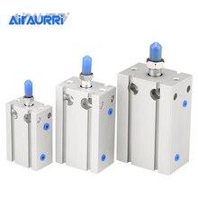 SMC Free Mounting Cylinder Cu / CD U10 16 20 25 32 - 5D / 10D / 15D / 20D / 25D / 30D / 40D / 50D - S цена