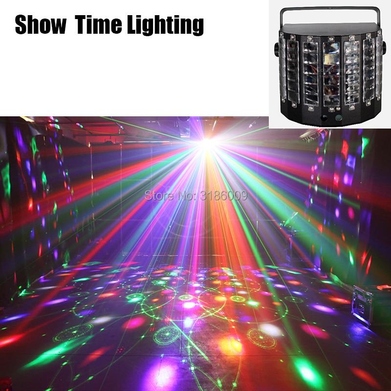 להראות זמן שלט רחוק LED butteryfly עם לייזר פרח soward אפקט אור מקצועי עבור בית לבדר דיסקו מסיבת חול-באפקטי תאורה לבמה מתוך פנסים ותאורה באתר Showtime Lighting Factory Store