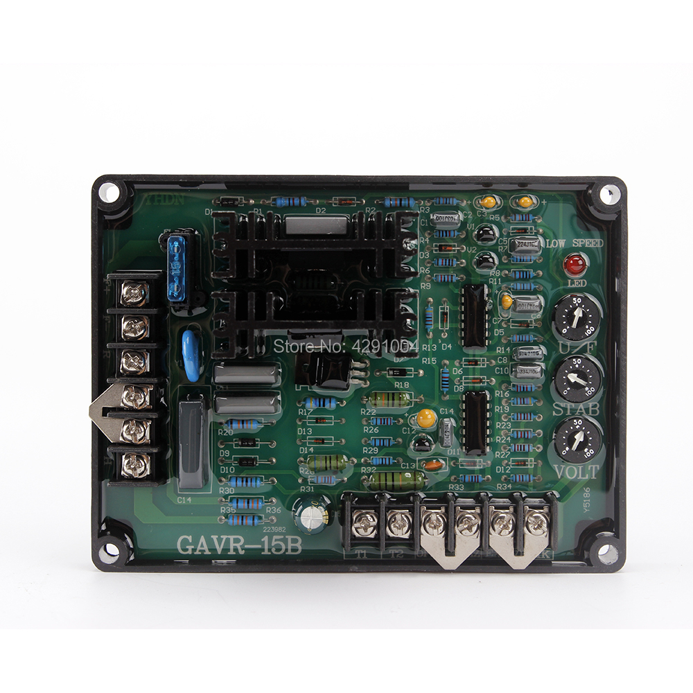 AVR15B AVR 15B AVR-15B GAVR15B GAVR 15B GAVR-15B Universal AVR Automatic Voltage Regulator for Brushless GeneratorAVR15B AVR 15B AVR-15B GAVR15B GAVR 15B GAVR-15B Universal AVR Automatic Voltage Regulator for Brushless Generator