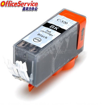 18X PGI-520 CLI-521 CLI521 PGI520XL Compatible ink Cartridge For Canon PIXMA MP980 MP990 IP3600 inkjet printer