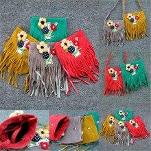 PUDCOCO Cute Yellow Small Canvas Handbag Shoulder Messenger Crossbody Bag Girl Mini