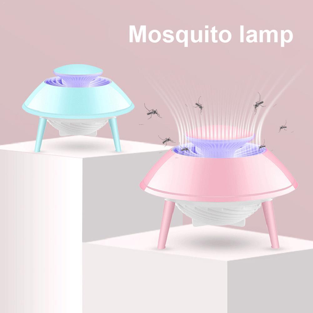 Bug Zapper Light Bulb Traps Mosquitoes Flies Mosquito Killer Lamp For Indoor Bedroom Kitchen Outdoor Garden Patio Yard Office