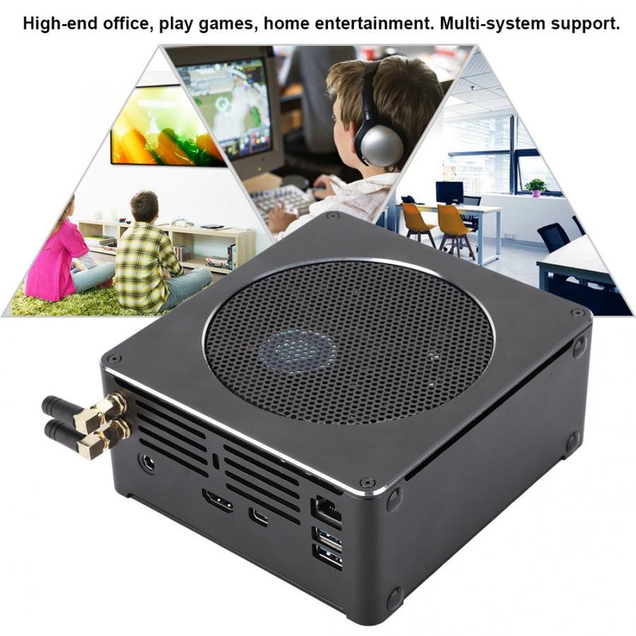 Mini Computer 4-core Host für Intel i5 8300 H KEINE KEINE ROHEN Lagerung Standard System 100-240 V