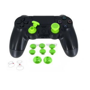 Image 2 - 8pcs Enhanced Durable Removable Thumbsticks Analog Stick Joystick Caps Covers Swap Grips for Sony PS4 SLIM PS4 Pro Controller