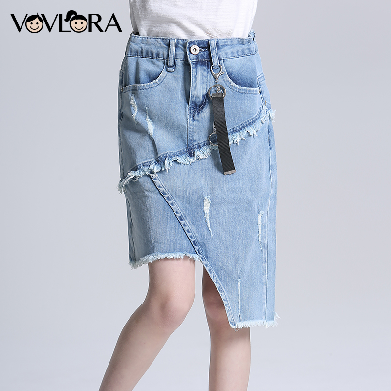 Fringed Ruched Asymmetric Girls Denim Skirts High Waist A Line Cotton Kids Jeans Skirts Children Clothes 9 10 11 12 13 14 Years girls jeans kids denim pants pencil cotton khaki camouflage mid waist casual children jeans for girls size 9 10 11 12 13 14 year