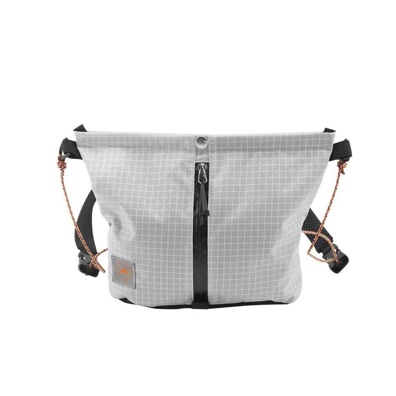 3F UL GEAR Rucksack X Pac Anti-vol Mini sac à bandoulière sac à dos extérieur Camping sac ultra-léger seulement 65g