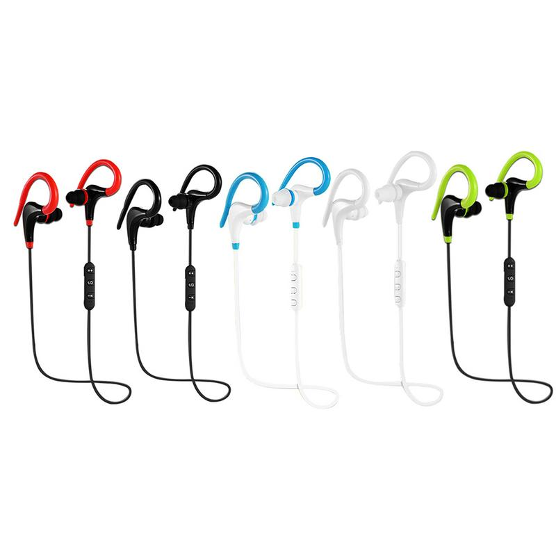 Headset Sports Wireless Headphone Bluetooth Over Ear