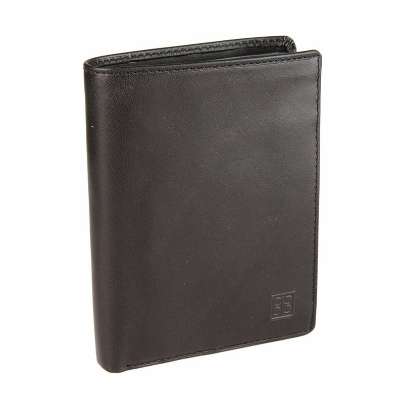 Wallets SergioBelotti 1422 milano black стоимость