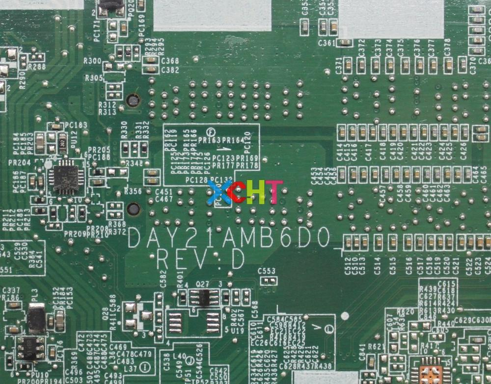 809985 601 809985 001 809985 501 DAY21AMB6D0 UMA W A10 7300 A76M For HP Notebook 17 17Z 17 P Series 17Z P000 Motherboard Tested