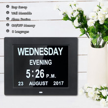Calendario Elettronico Da Parete.Large Led Digital Wall Clock Acquista A Poco Prezzo Large