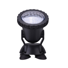 Garden Pond light  RGB LED Spotlight Aquarium Light underwater Swimming Pool D20