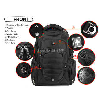 Lightweight Laptop Backpack 15.6-17.3 Inch Water Repellent Travel Backpacks Computer Book bag College Men Wome SW9275i