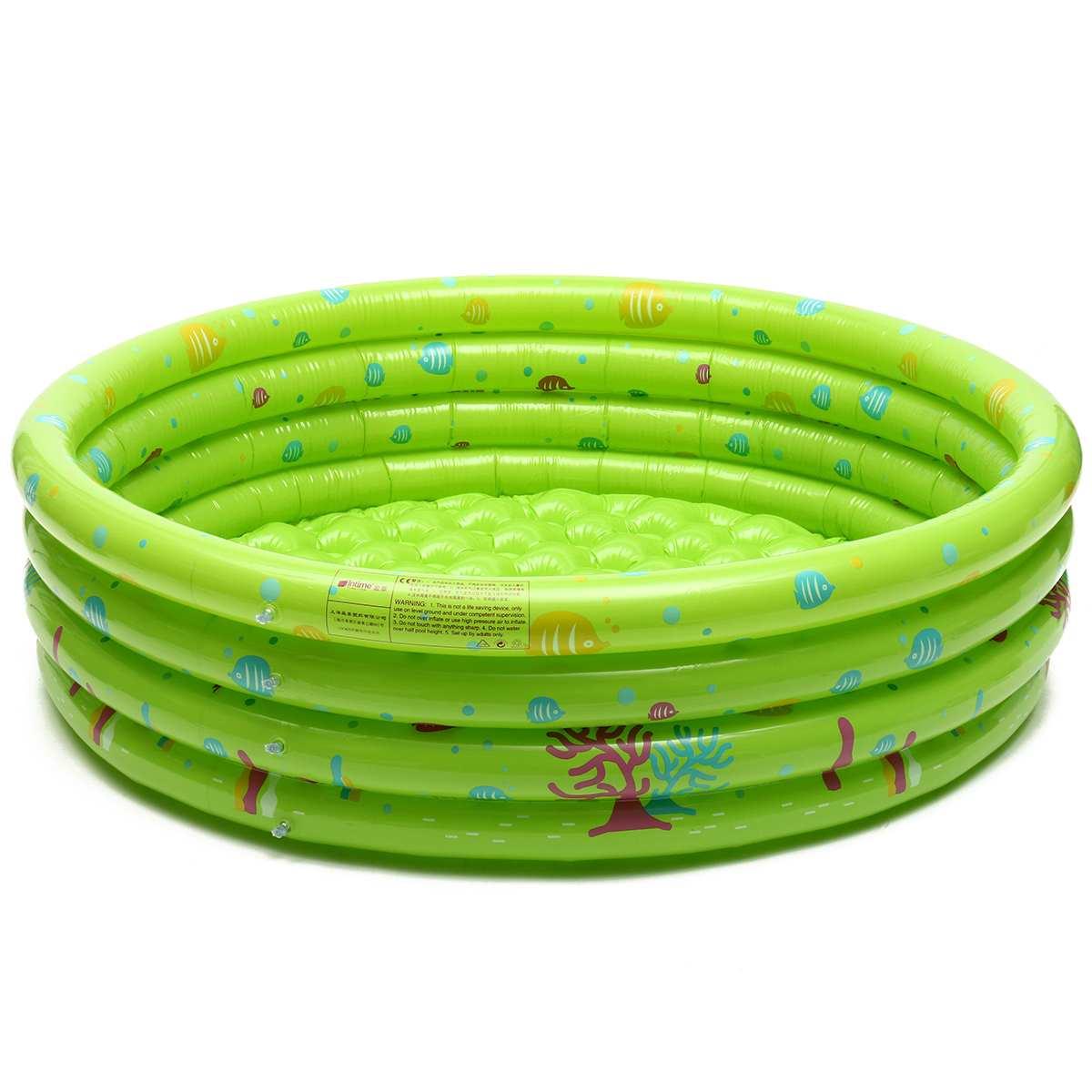 150 CM Gonflable Bébé Piscine Piscina Portable En Plein Air Enfants Bassin Baignoire enfants piscine bébé piscine d'eau - 4
