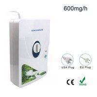 Gerador de ozônio 220 v água ozonizador purificador de água de ozônio ozonizador de agua 600mg ND 600MG|Filtros de água| |  -