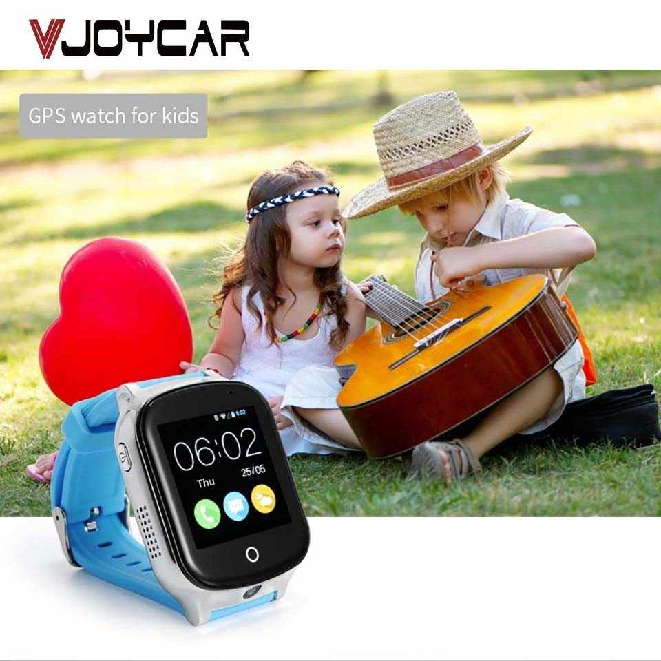 VJOYCAR 3G Kids GPS Smart Watch Remote Camera Monitoring Making Friends Two Way Call Locator SOS Positioning Phone Clock Alarm