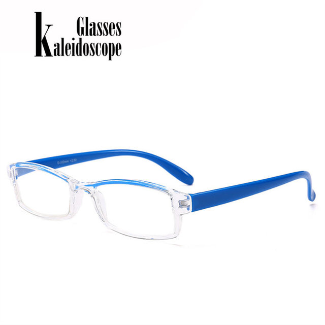 Ultra-light Reading Glasses Men Women Anti-fatigue Glasses Classic Resin Glasses for Sight Points +1.0 1.5 2.0 2.5 3.0