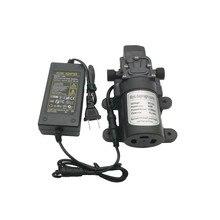 12V на случай запотевания стекол можно использовать насос 160PSI высокое Давление усилитель диафрагмы распылитель водяного насоса