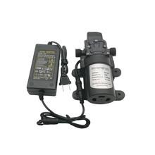12V Misting Pump 160PSI High Pressure Booster Diaphragm Water Pump Sprayer стоимость