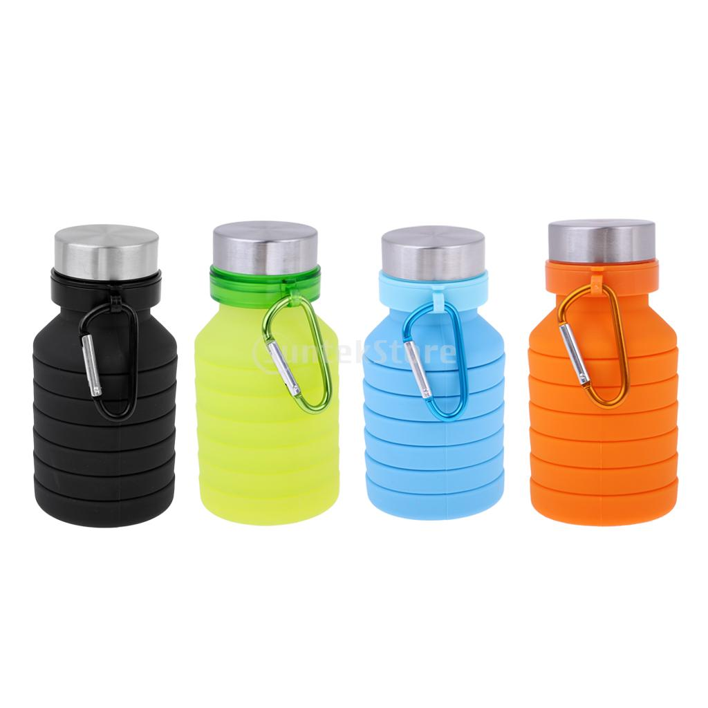 Aliexpress.com : Buy 550ml Collapsible Silicone Water