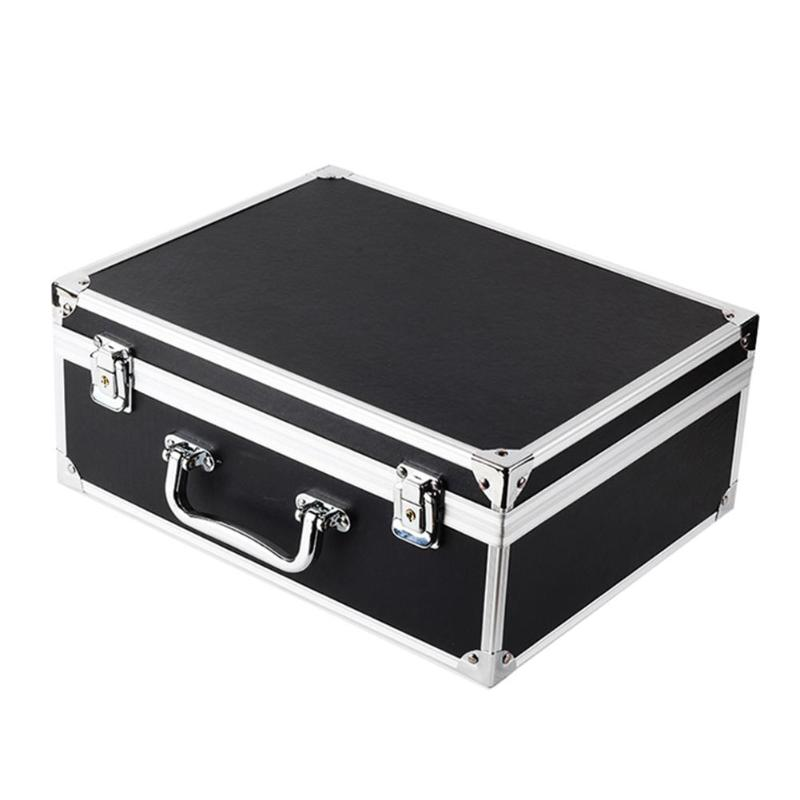 Tattoo Carrying Case Rotary Coil Tattoo Machine Storage Box Permanent Makeup Embroidery Equipment Organizer