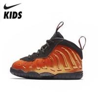NIKE LITTLE POSITE ONE (TD) новое поступление оригинальная дышащая детская обувь для бега #723947 603
