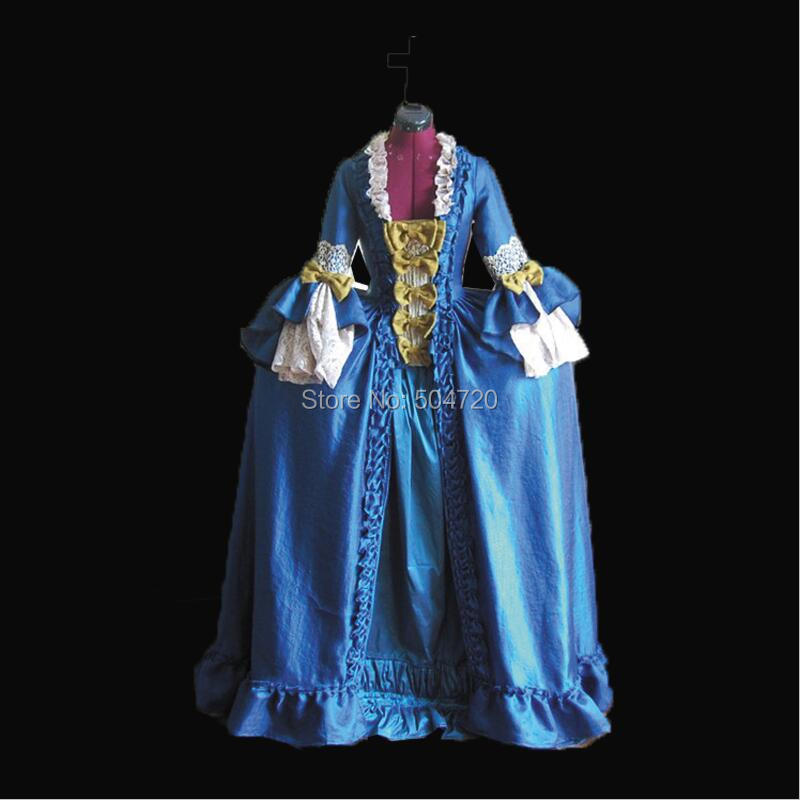 3e5729b19d095 Tailored 18 Century French Duchess Retro Medieval - Year of Clean Water