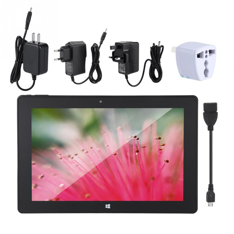 10.1in 2-in-1 for Android 5.1/Windows10 Dual System Tablet Laptop 4G+64G 100-240V US/EU/UK/AU